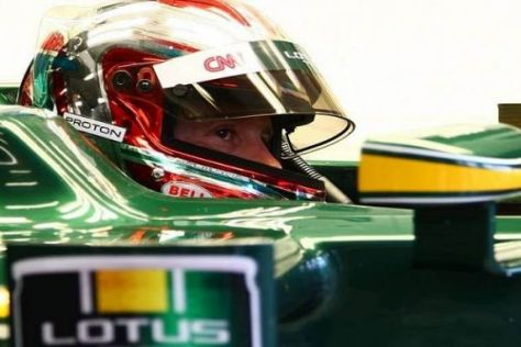 Jarno Trulli hatte im vergangenen Grand Prix Pech: Techniksorgen in Melbourne