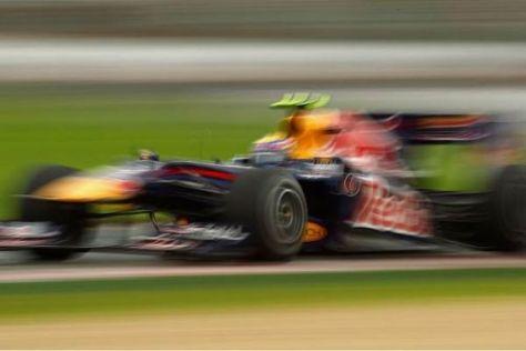 Mark Webber will sein Pech aus Bahrain und Australien endlich abstreifen