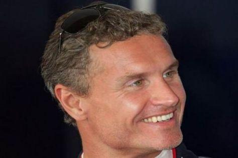 David Coulthard rüstet sich für seine erste Saison als DTM-Pilot