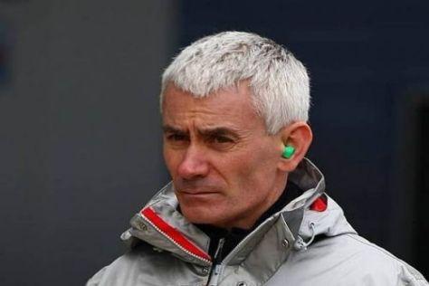 Geoff Willis könnte das neue HRT-Team kurzfristig wieder verlassen