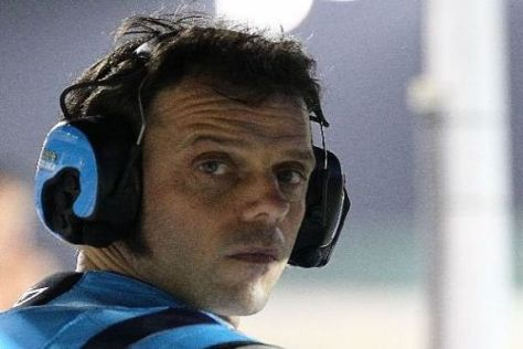 Der Rekordhalter will gern noch bis 2012 weitermachen: Loris Capirossi