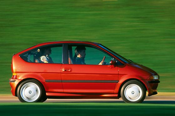 BMW E1 (Elektroauto)
