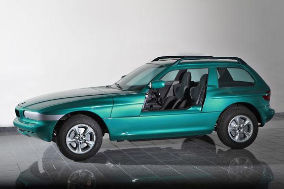BMW Konzeptstudie Z1 Coupé