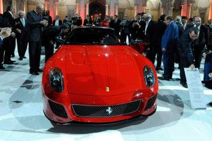 Der schnellste Ferrari
