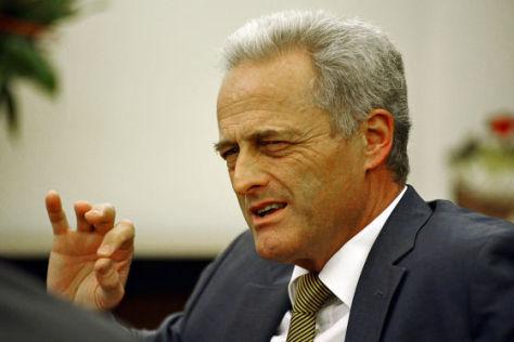 Verkehrsminister Ramsauer