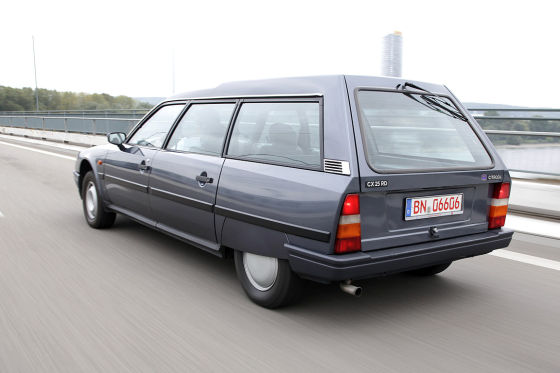 Citroën CX 25 Break