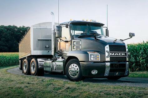 xxl lkw die st rksten trucks der welt. Black Bedroom Furniture Sets. Home Design Ideas