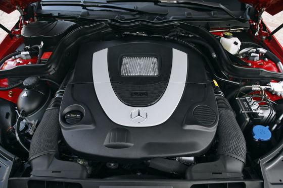 Mercedes E 500 Cabrio