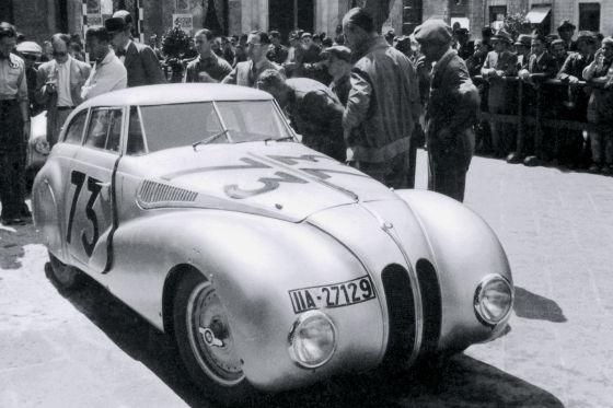 BMW Kamm Coupé (1940)