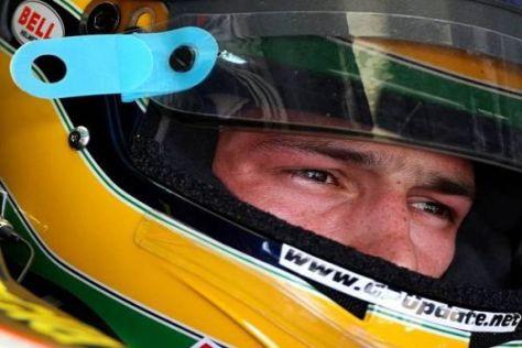 Bruno Senna erwartet nun deutliche Perfomanceschritte bei seinem HRT-Team