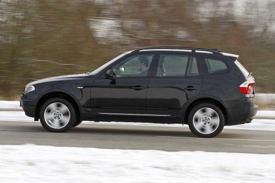 bmw x3: gebrauchtwagentest und kaufberatung - autobild.de