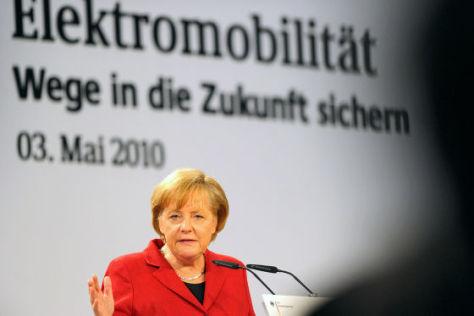 E-Mobilitätsgipfel 2010