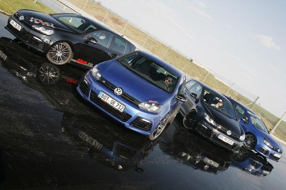 Rothe Golf R 20, MTB Golf R, BTS Golf RS 20 Edition, Hohenester Golf R