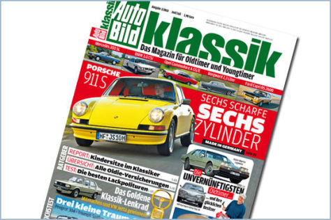 AUTO BILD KLASSIK 3/2010