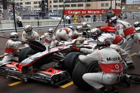 Lewis Hamilton und Jenson Button hoffen auf schnelle McLaren-Entwicklungen