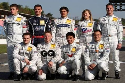 Die Mercedes-Fahrer rechnen sich auch in Valencia einiges aus