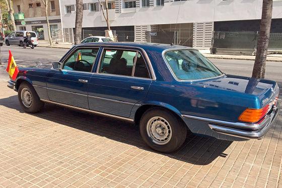 Mercedes-Benz 450 SEL 6.9 von Juan Carlos