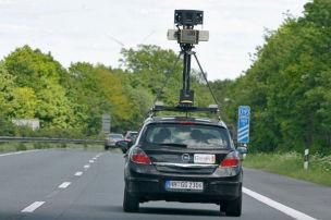 Street View lahmgelegt