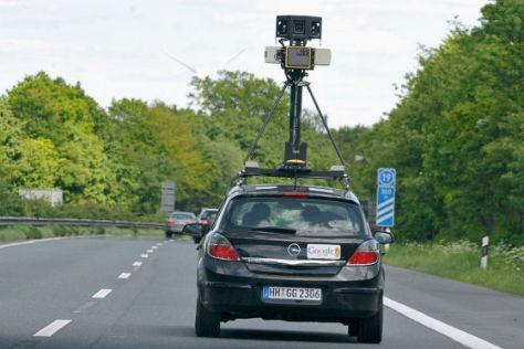 Google-Kamerawagen