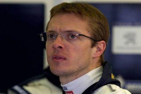 Sébastien Bourdais hat die Formel 1 für sich persönlich abgehakt