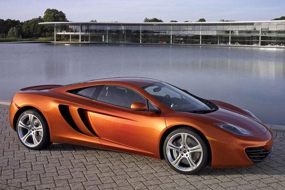 Der McLaren MP4-12C begeisterte die europäischen Leser weit mehr als die deutschen.