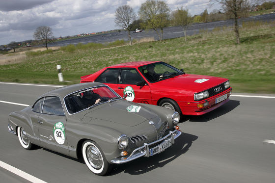 Klassik-Rallye Hamburg-Berlin