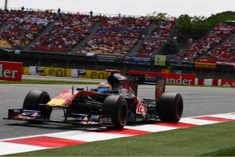 Sébastien Buemi und Toro Rosso nehmen in Kanada Kurs auf die WM-Punkteränge