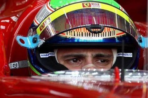 Felipe Massa liegt aktuell mit 67 Punkten auf Rang sieben der Gesamtwertung