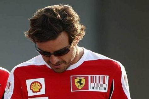 Fernando Alonso hat nach einem starken Saisonauftakt nun immer mehr Sorgen