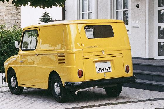 VW 147 Fridlon
