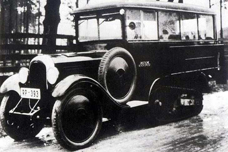 Citroën Kegresse (1933)