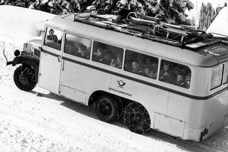 General Motors Postbus (1949)