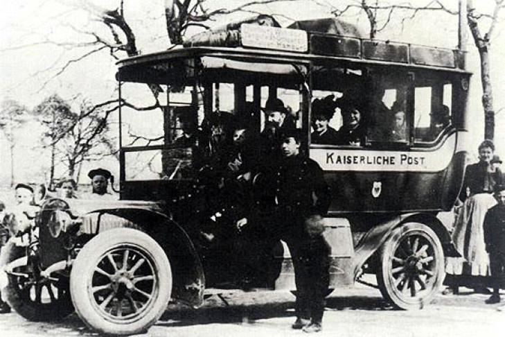 S.A.G. Gaggenau Leicht-Omnibus (1907)