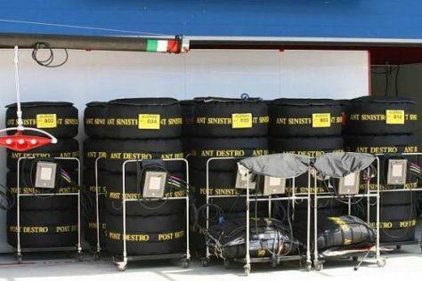 Welche Reifen werden ab 2011 in diese Heizdecken gepackt?