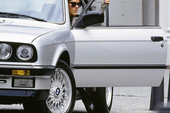 BMW 320 E30 Cabrio