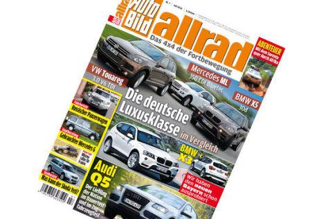 AUTO BILD ALLRAD 7/2010