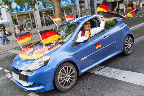 Fußball-WM 2010: Autozubehör