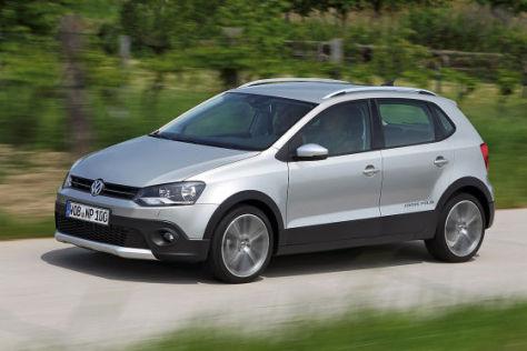 VW CrossPolo (2011): Die Preise - autobild.de