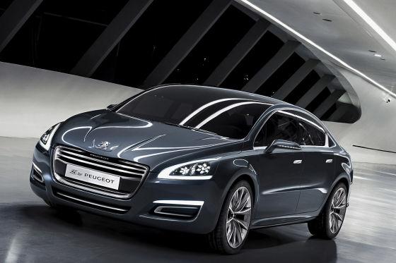 Peugeot Studie '5 by Peugeot'