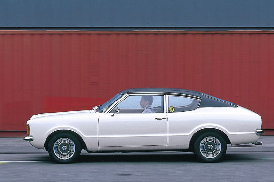 Ford Taunus XL Coupe 1.3