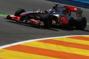 McLaren mit neuem Auto
