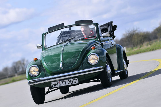 VW 1302 LS Cabriolet