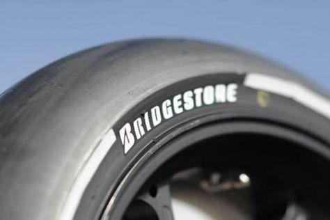 In Silverstone kommt einmal mehr der asymmetrische Hinterreifen zum Einsatz