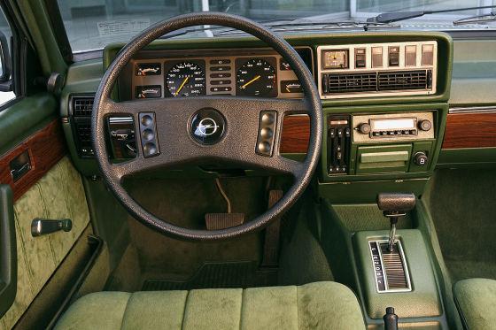 Opel Senator 2,8 S
