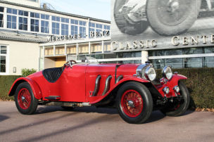Historische Sportler von Mercedes