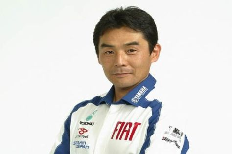 Wataru Yoshikawa wird Valentino Rossi ab Barcelona auf dem M1-Bike vertreten