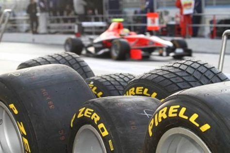 Reifenausrüster Pirelli hat große Pläne für das Formel-1-Comeback