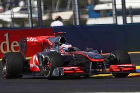 Jenson Button und Lewis Hamilton sollen die Nation wieder aufrichten