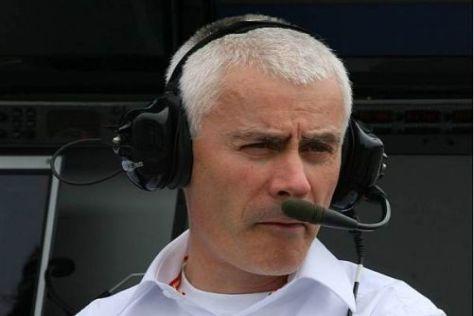 Geoff Willis möchte möglichst bald mit der Arbeit für 2011 loslegen