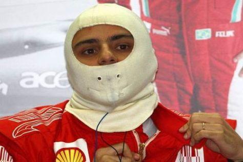 Felipe Massa freut sich über hohe Standards bezüglich der Sicherheit